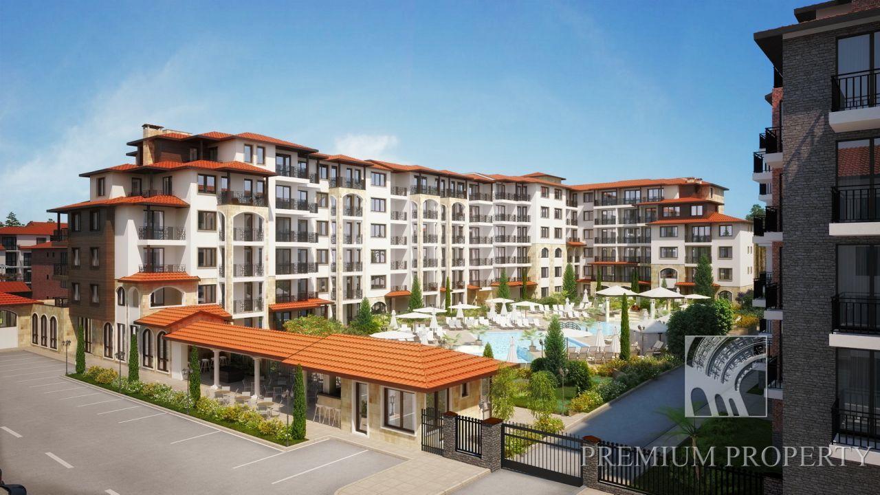 Апартаменты в Равде, Болгария, 64.57 м2 - фото 1