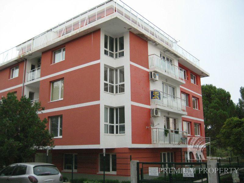 Апартаменты в Несебре, Болгария, 67.29 м2 - фото 1