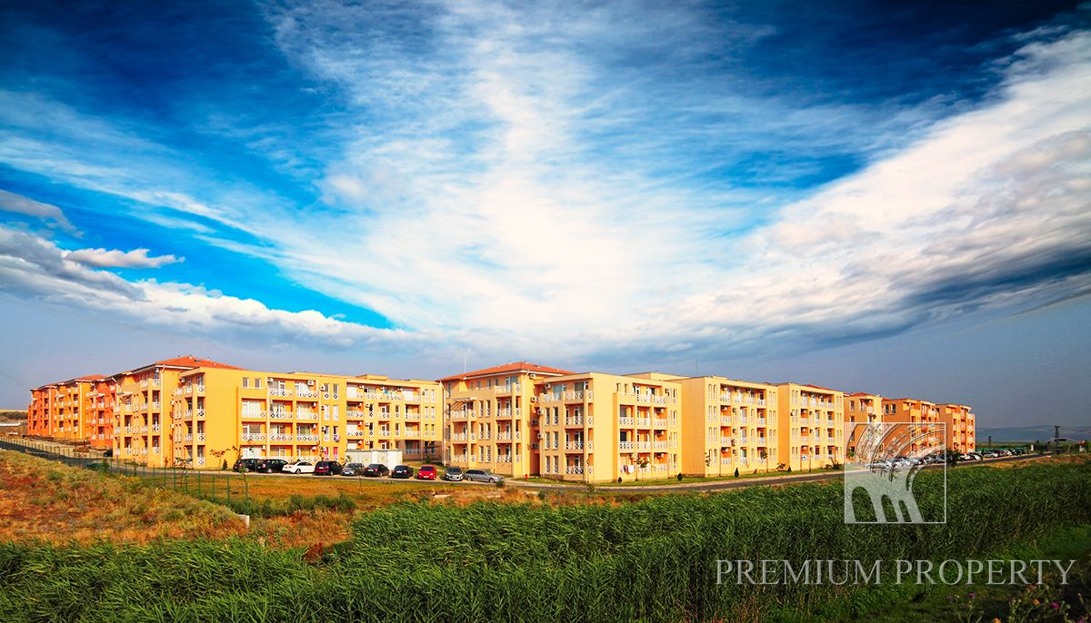 Студия на Солнечном берегу, Болгария, 35 м2 - фото 1