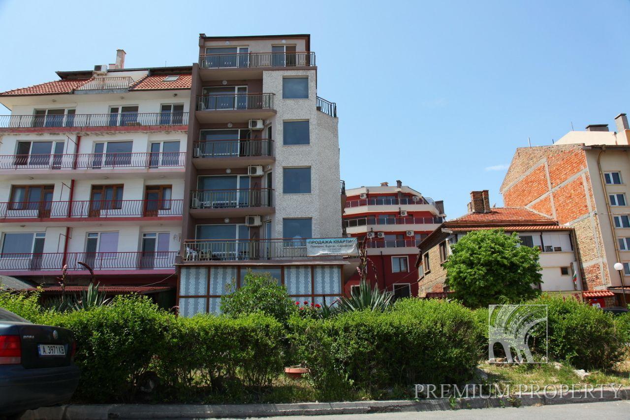 Студия в Поморие, Болгария, 41.59 м2 - фото 1