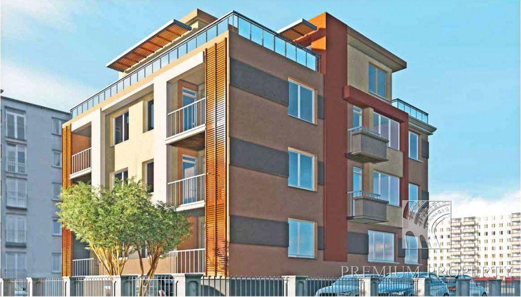 Апартаменты в Варне, Болгария, 61.29 м2 - фото 1