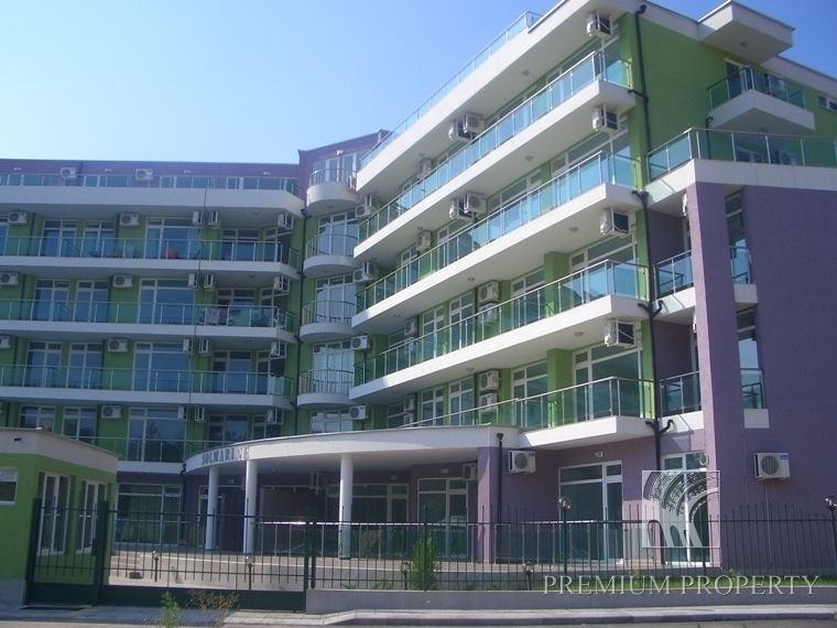 Апартаменты на Солнечном берегу, Болгария, 52.22 м2 - фото 1