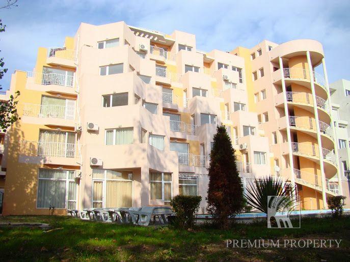 Апартаменты на Солнечном берегу, Болгария, 55.42 м2 - фото 1