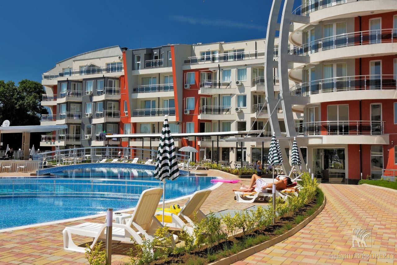 Апартаменты в Лозенеце, Болгария, 87.91 м2 - фото 1