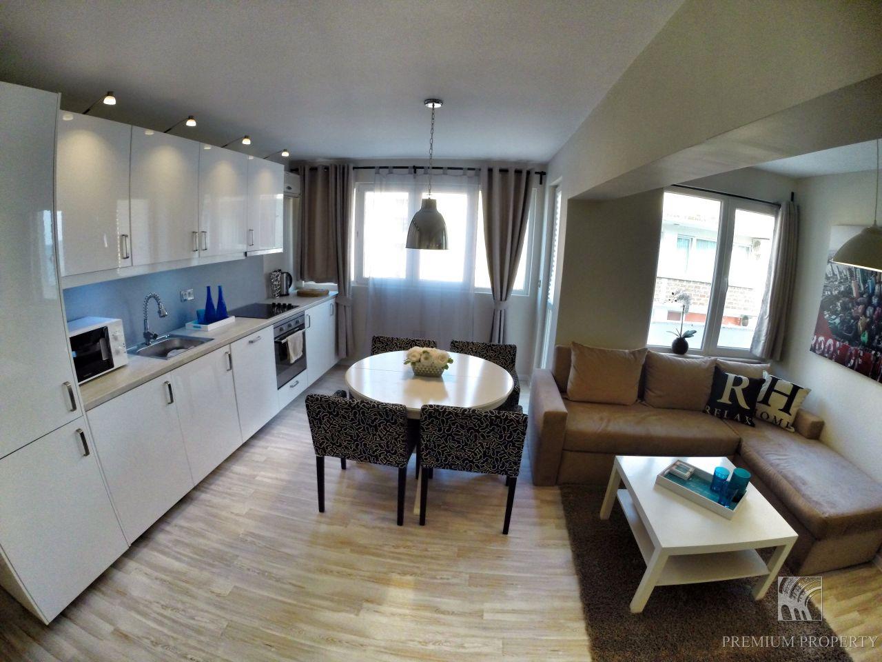 Апартаменты в Поморие, Болгария, 54 м2 - фото 1