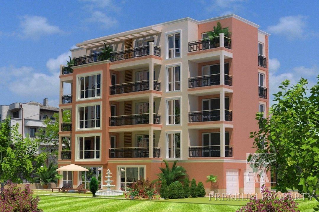 Апартаменты в Сарафово, Болгария, 61 м2 - фото 1