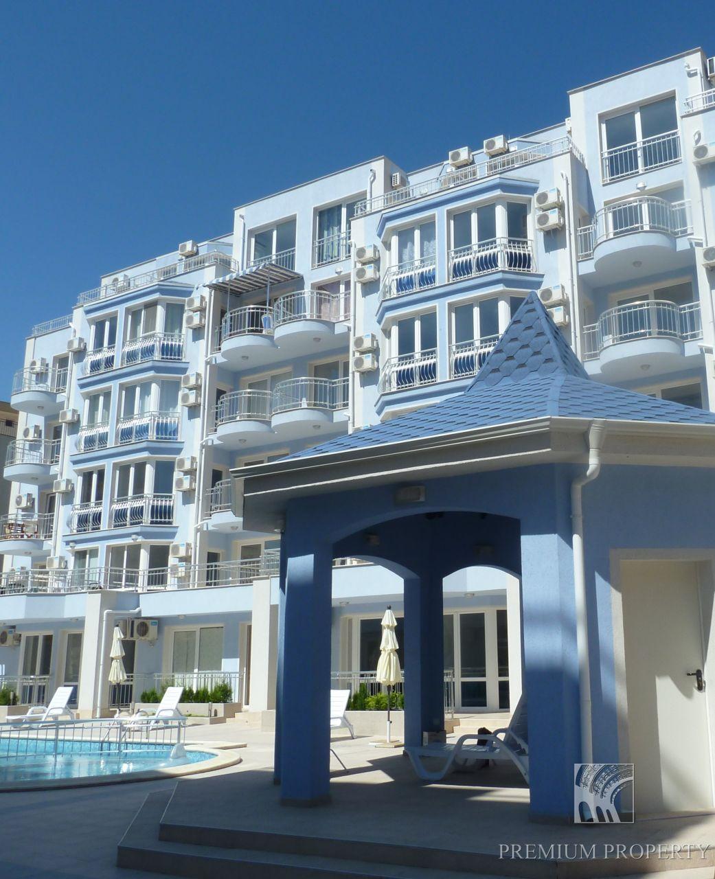 Апартаменты на Солнечном берегу, Болгария, 90.43 м2 - фото 1