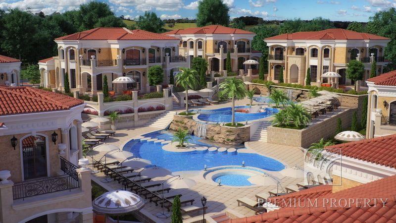 Апартаменты в Кошарице, Болгария, 318 м2 - фото 1
