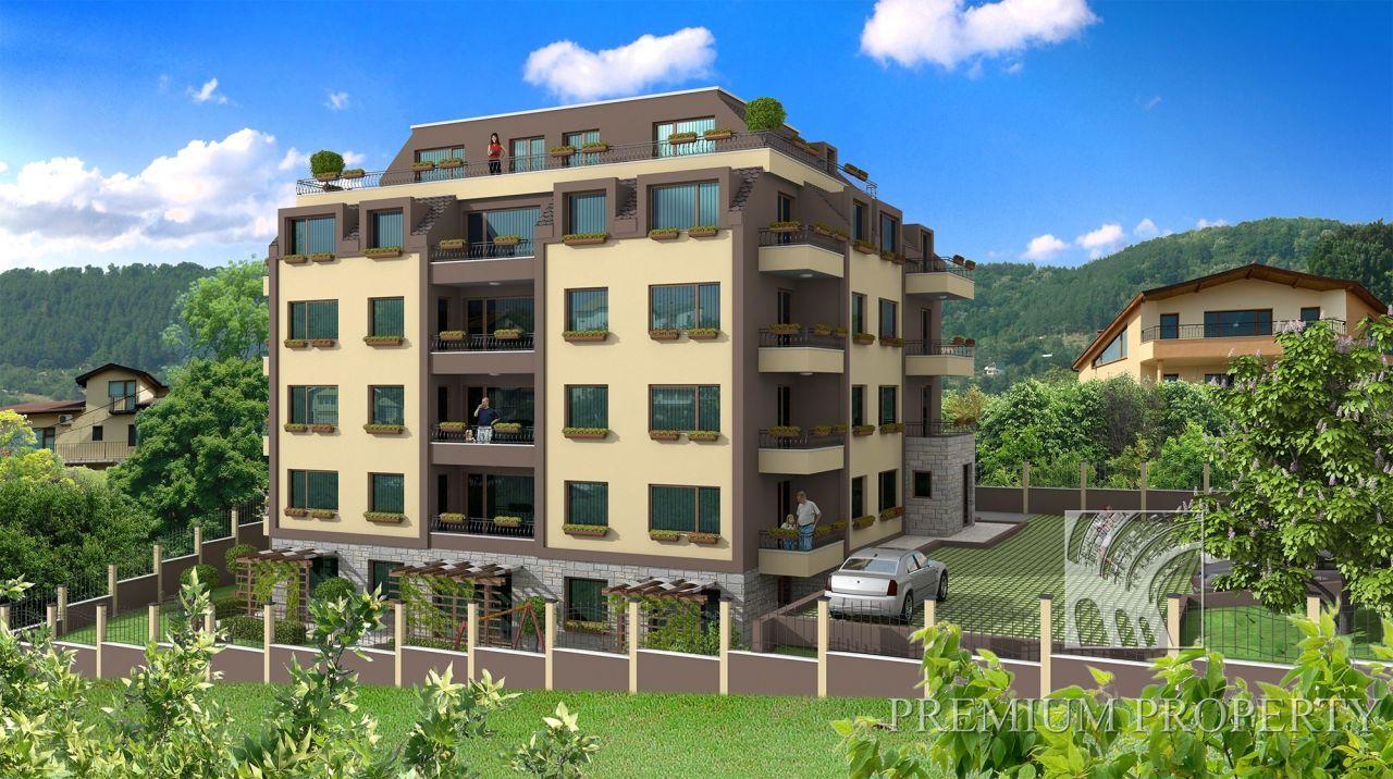 Апартаменты в Варне, Болгария, 59.6 м2 - фото 1