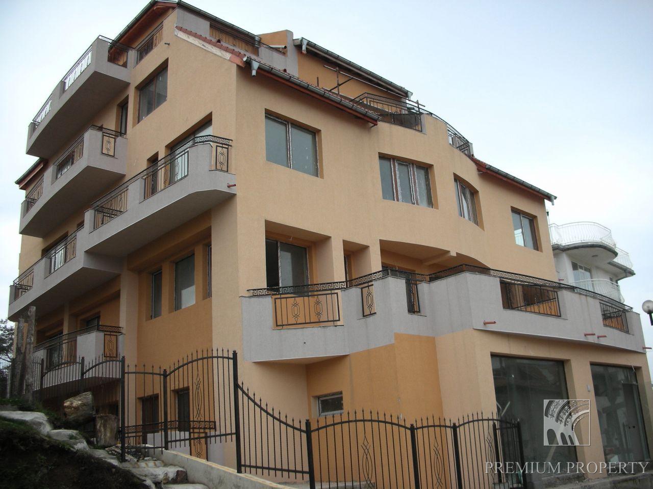 Апартаменты в Ахтополе, Болгария, 55.48 м2 - фото 1