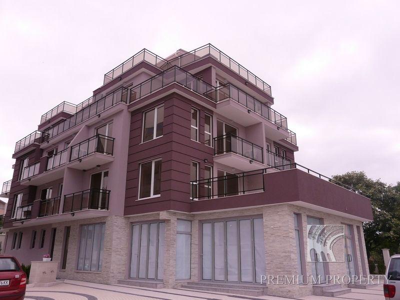 Апартаменты в Ахтополе, Болгария, 57.34 м2 - фото 1