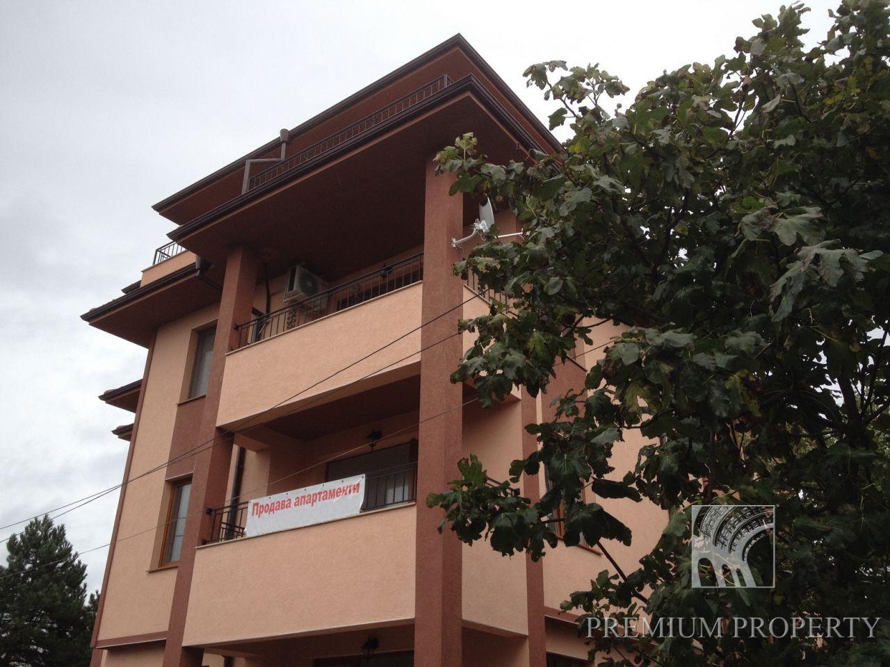 Апартаменты в Царево, Болгария, 56.54 м2 - фото 1