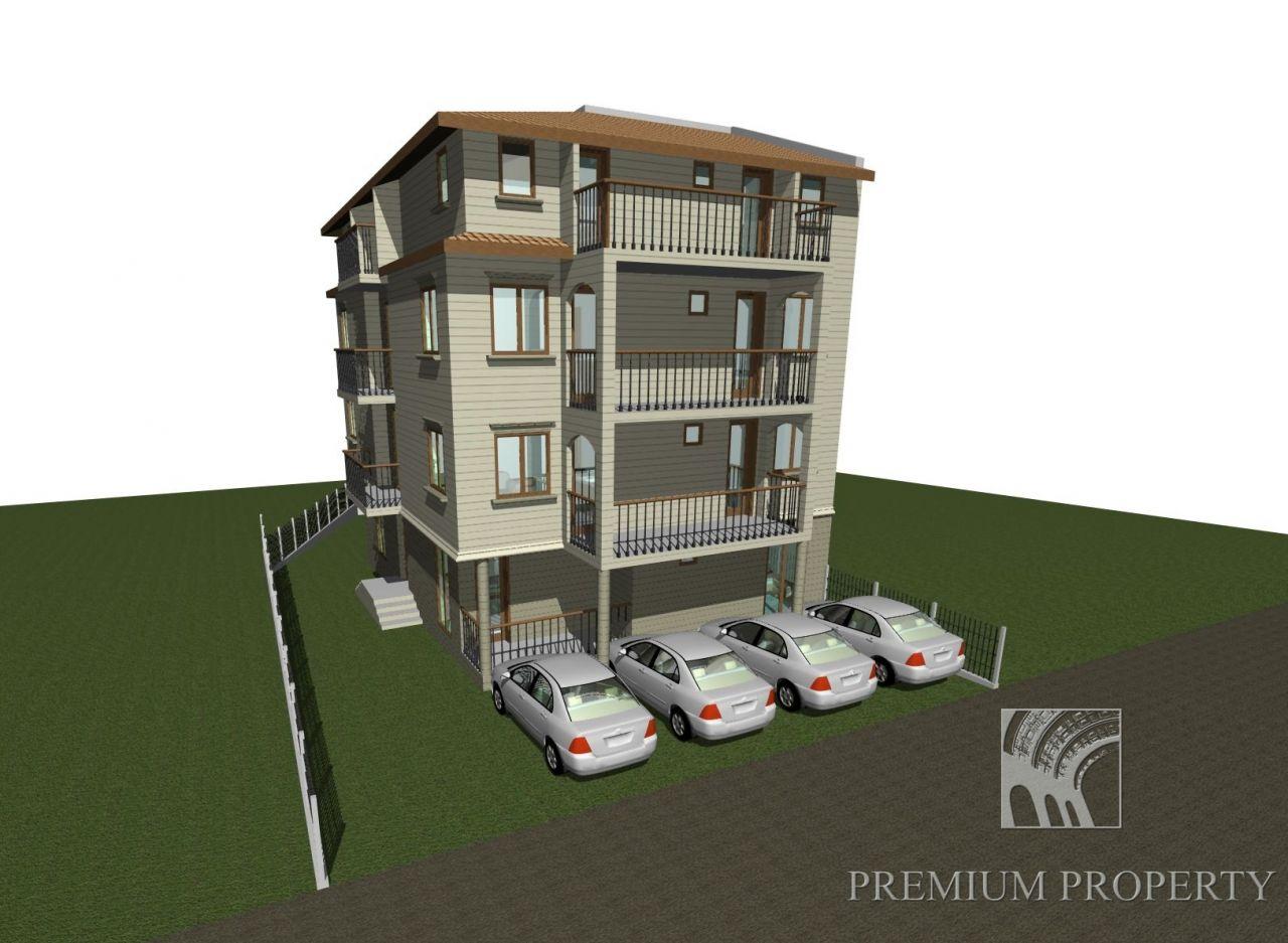 Апартаменты в Царево, Болгария, 54.22 м2 - фото 1