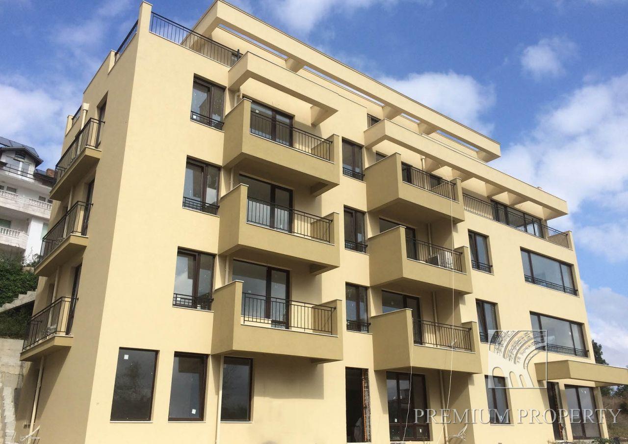 Апартаменты в Царево, Болгария, 58.57 м2 - фото 1