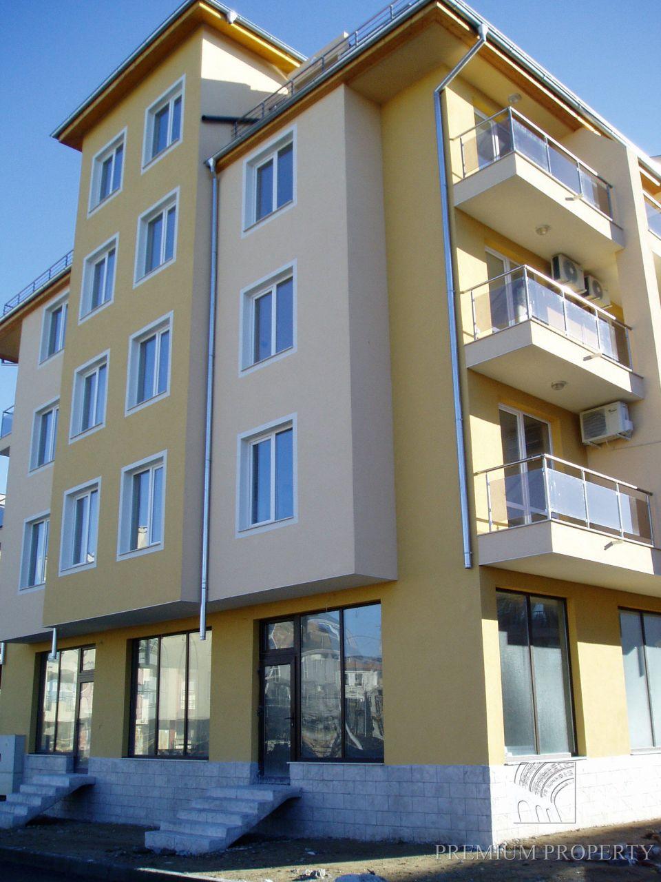 Апартаменты в Несебре, Болгария, 49.18 м2 - фото 1