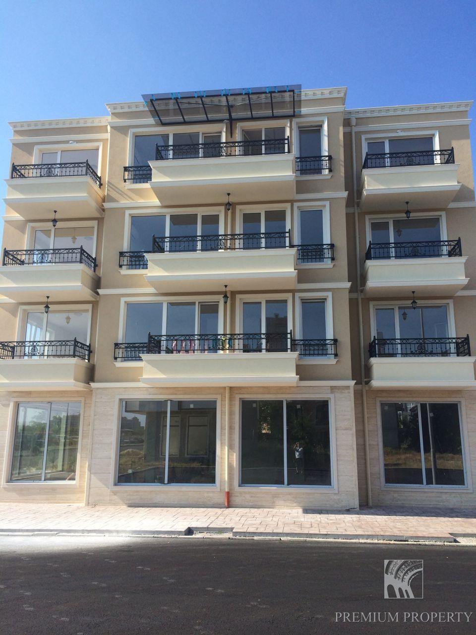 Апартаменты в Несебре, Болгария, 56.51 м2 - фото 1