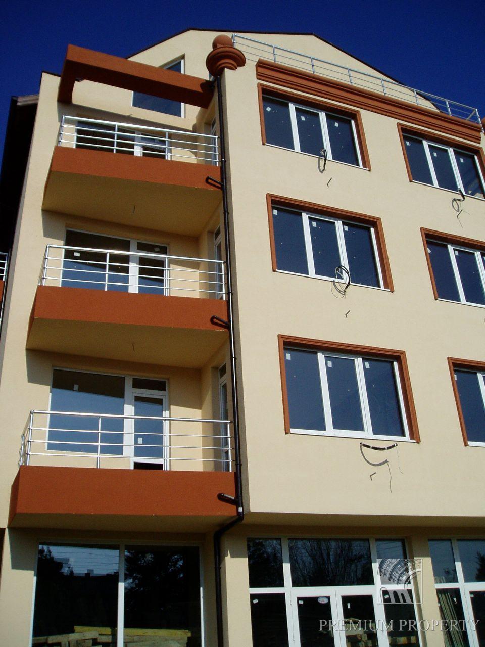 Апартаменты в Несебре, Болгария, 52.69 м2 - фото 1
