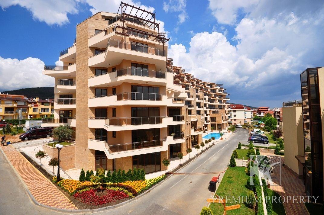 Апартаменты в Святом Власе, Болгария, 112.01 м2 - фото 1
