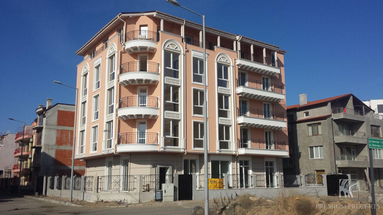 Апартаменты в Несебре, Болгария, 39.65 м2 - фото 1