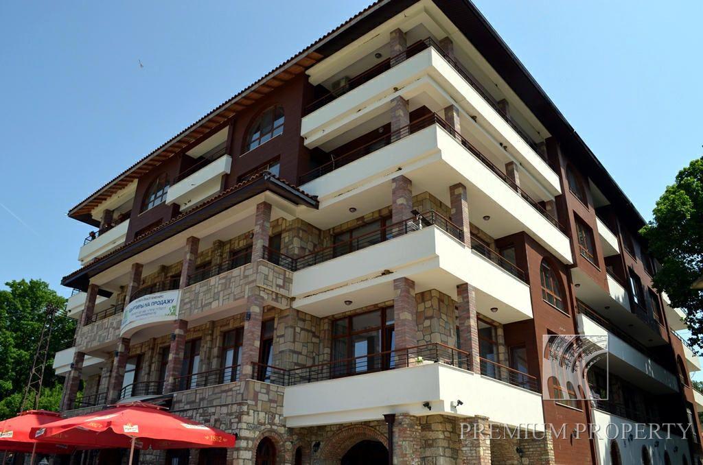 Апартаменты в Бяле, Болгария, 57.34 м2 - фото 1