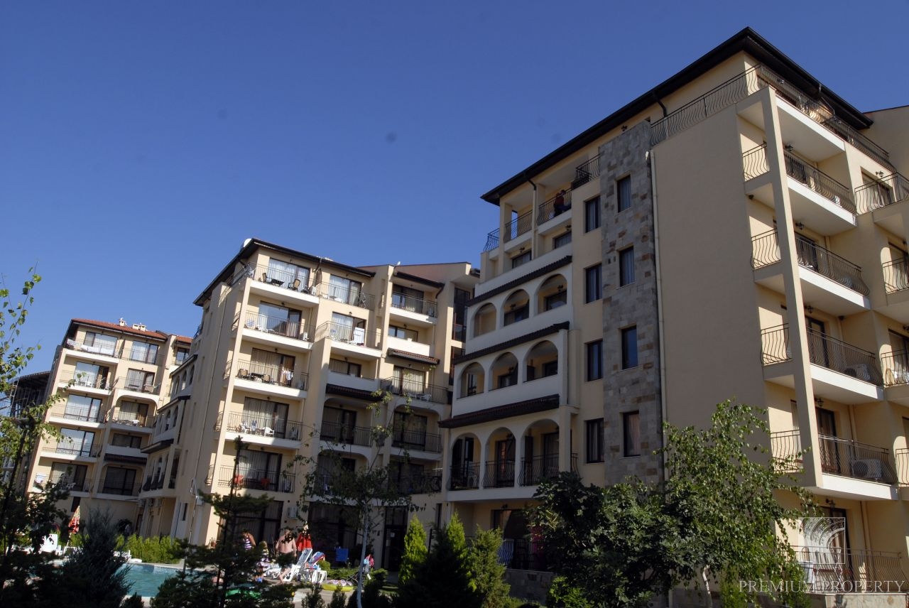 Апартаменты на Солнечном берегу, Болгария, 78.8 м2 - фото 1