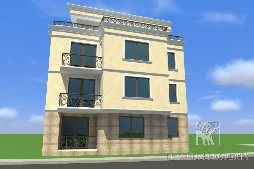 Апартаменты в Несебре, Болгария, 52.51 м2 - фото 1