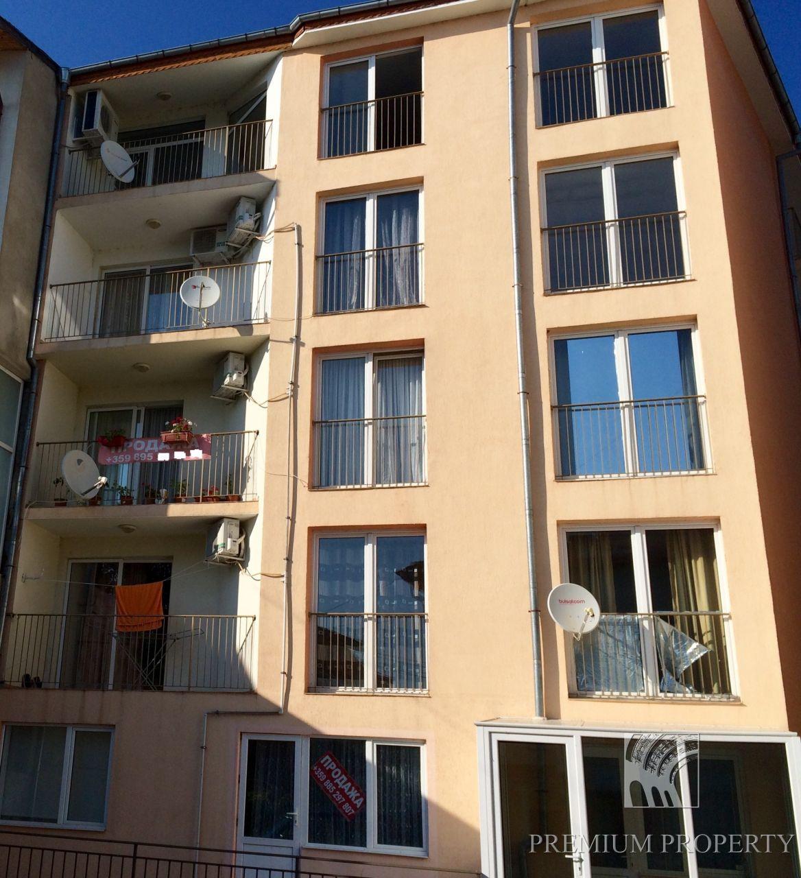 Апартаменты в Святом Власе, Болгария, 96 м2 - фото 1