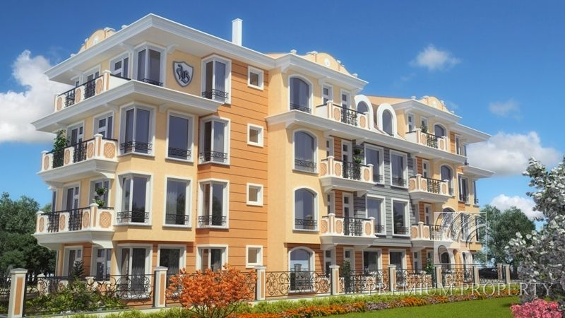 Апартаменты в Равде, Болгария, 97.06 м2 - фото 1