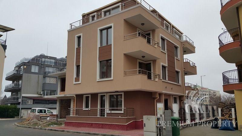 Апартаменты в Несебре, Болгария, 51.65 м2 - фото 1