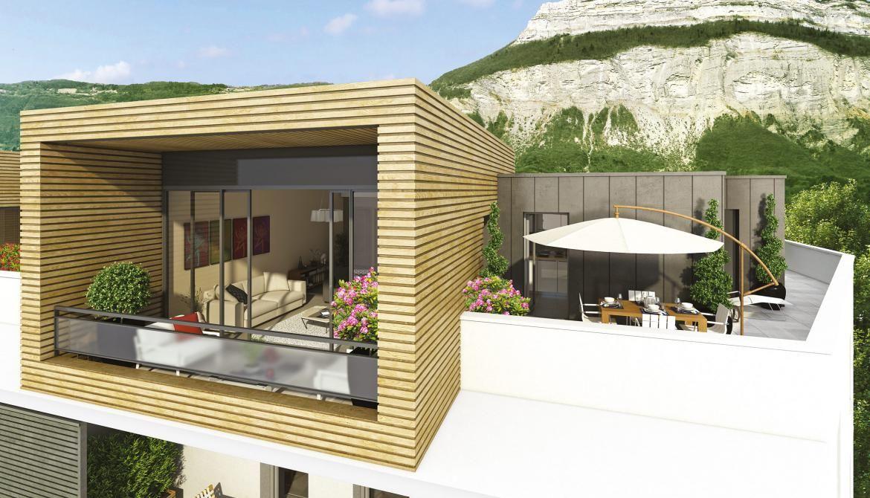 Апартаменты Гренобль, Франция, 45 м2 - фото 1