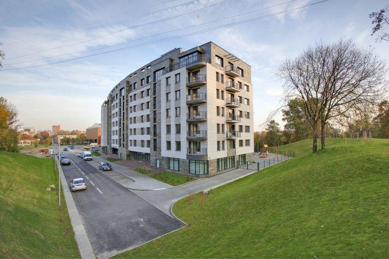 Квартира в Вильнюсе, Литва, 60 м2 - фото 1