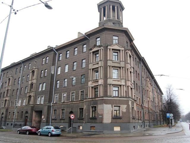 Апартаменты в Риге, Латвия, 98 м2 - фото 1