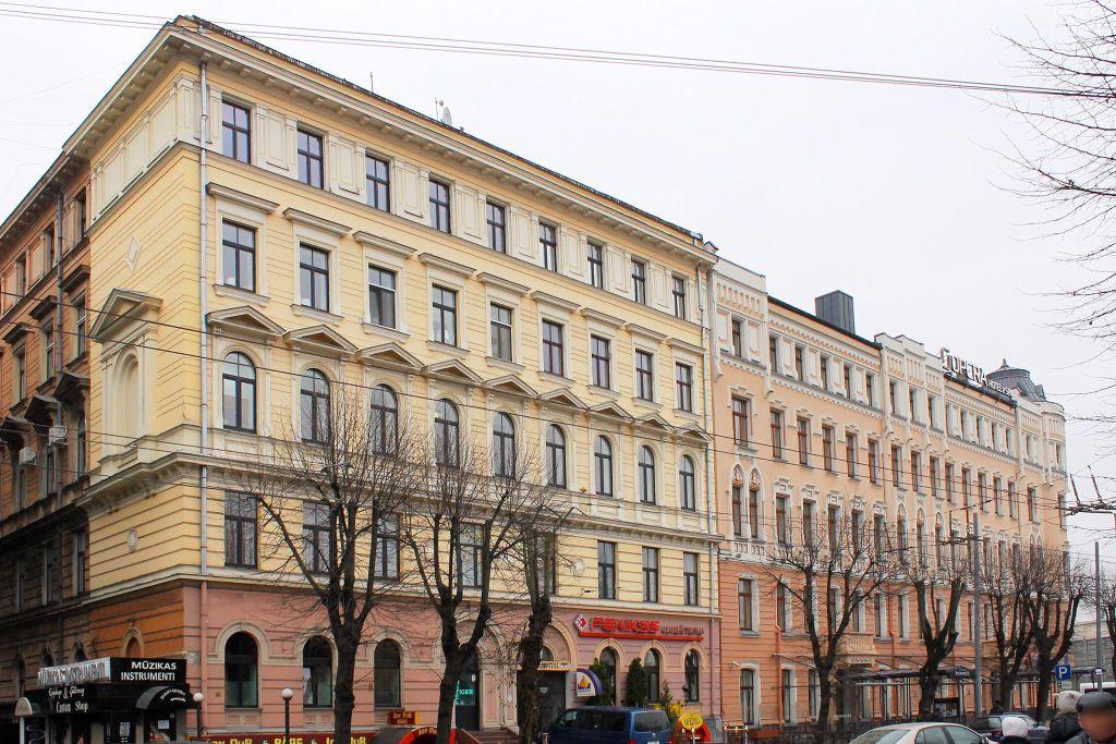Апартаменты в Риге, Латвия, 114 м2 - фото 1