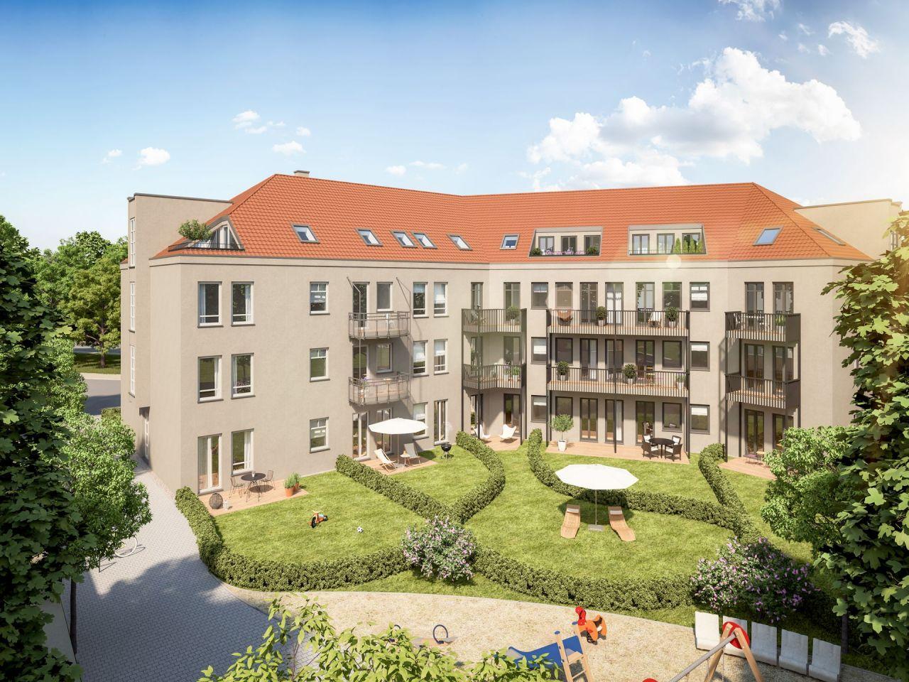 Квартира в Потсдаме, Германия, 76 м2 - фото 1
