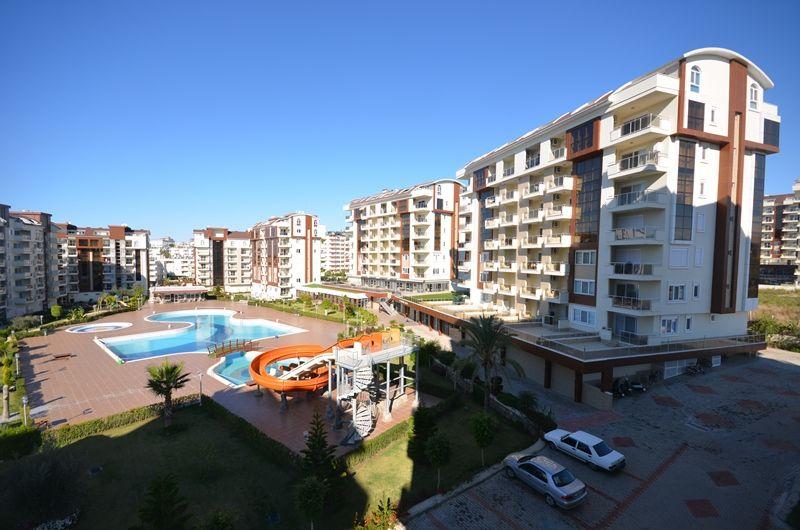 Квартира в Аланье, Турция, 125 м2 - фото 1