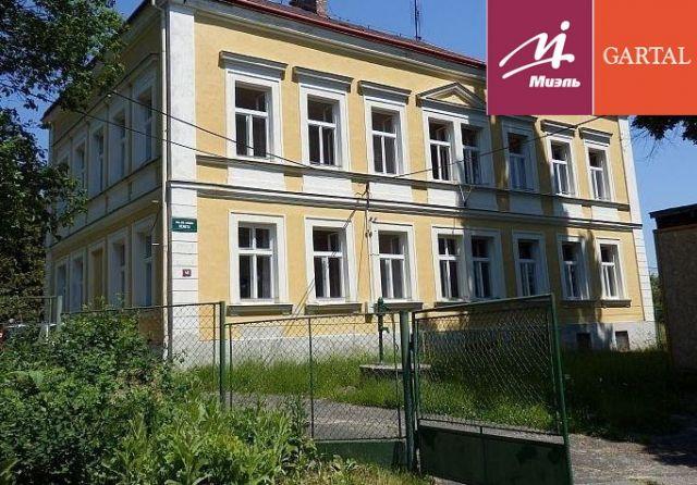 Коммерческая недвижимость Карловарский край, Чехия, 402 м2 - фото 1