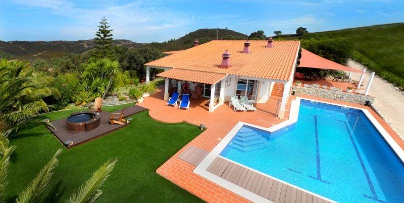 Вилла в Алгарве, Португалия, 58000 м2 - фото 1