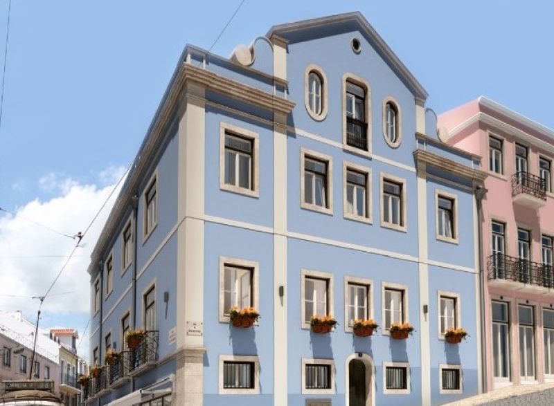 Дом в Лиссабоне, Португалия, 120 м2 - фото 1