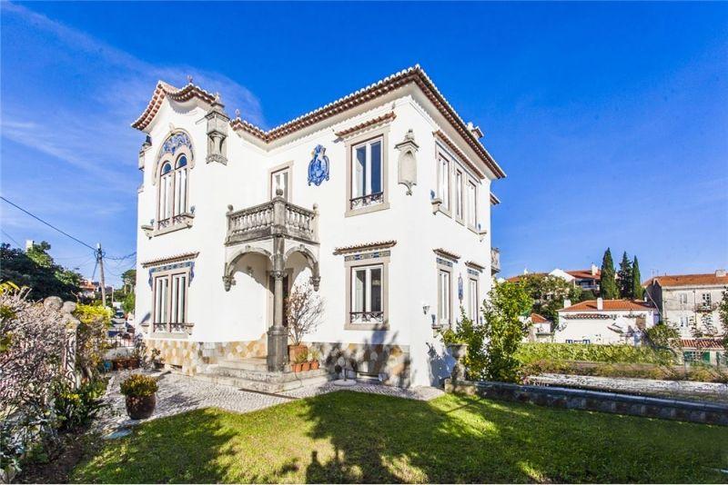 Дом в Кашкайше, Португалия, 314 м2 - фото 1