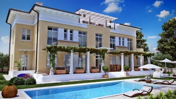 Дом в Пуле, Хорватия, 1446 м2 - фото 1