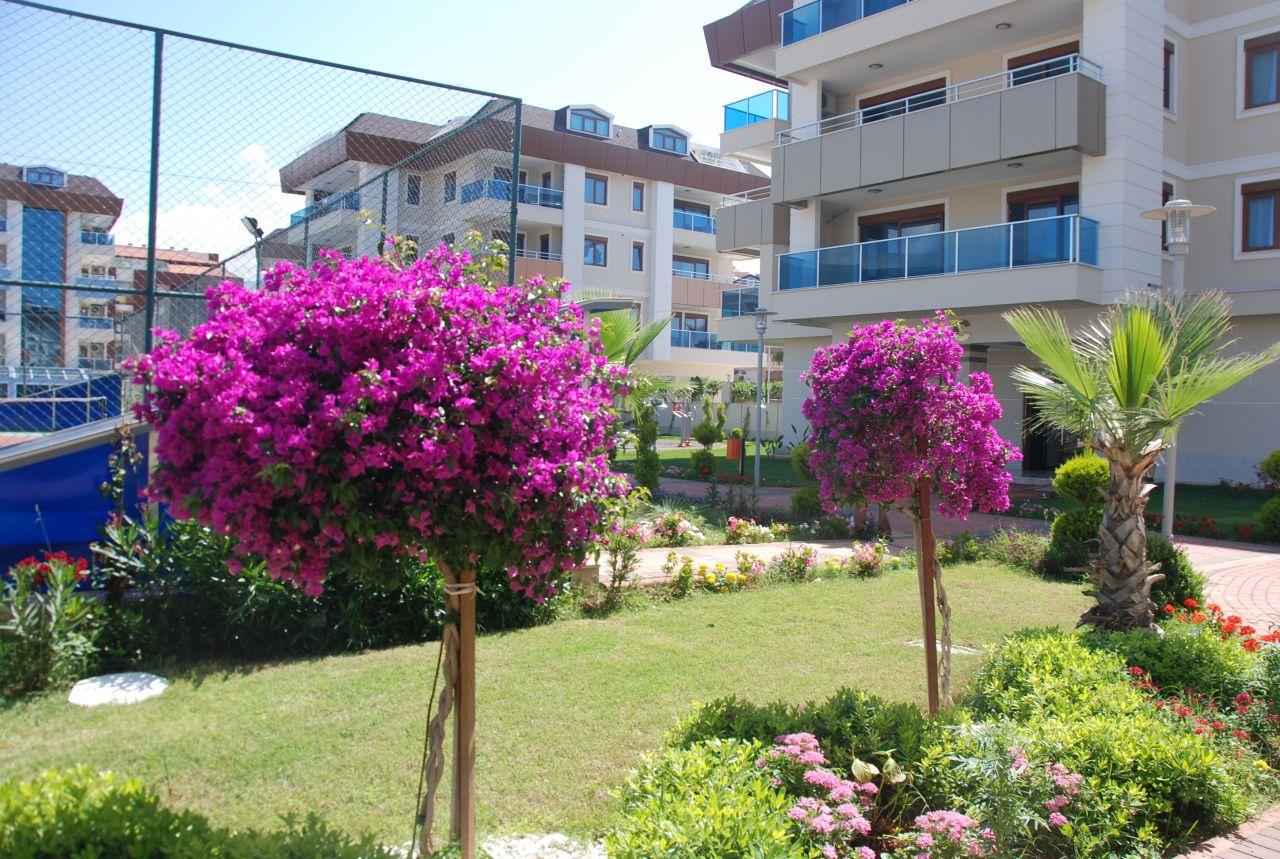 Апартаменты в Аланье, Турция, 78 м2 - фото 1