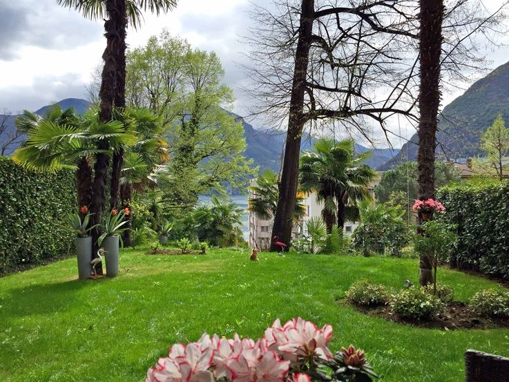 Апартаменты в Тичино, Швейцария, 140 м2 - фото 1