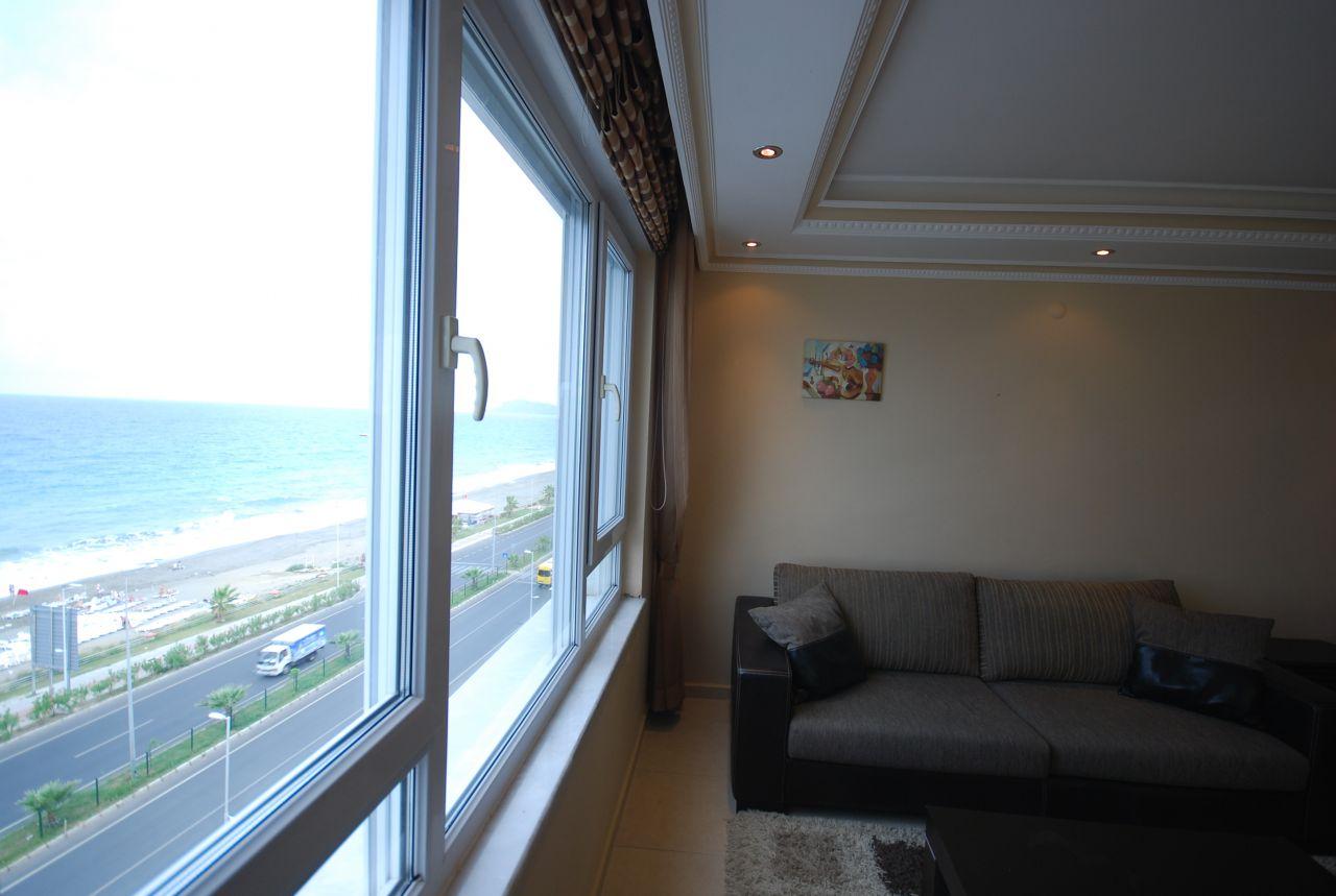 Апартаменты в Аланье, Турция, 116 м2 - фото 1