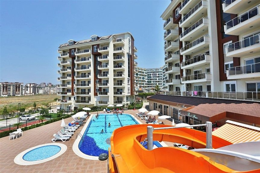 Квартира в Аланье, Турция, 92 м2 - фото 1