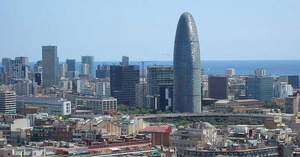 Отель, гостиница в Барселоне, Испания, 12600 м2 - фото 1