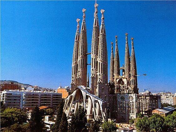 Отель, гостиница в Барселоне, Испания, 2550 м2 - фото 1