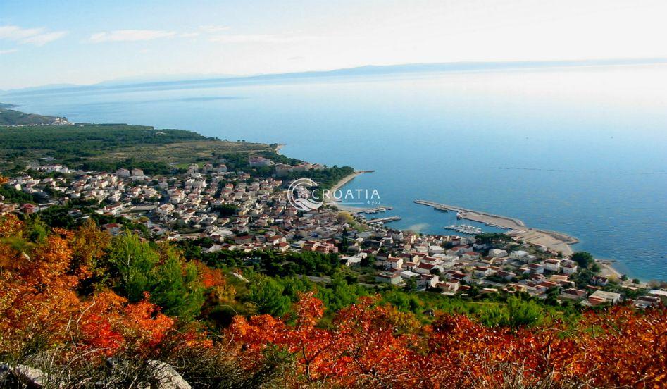 Земля в Башка-Воде, Хорватия - фото 1