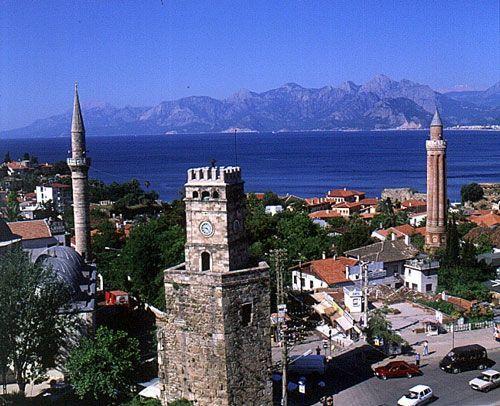 Пентхаус в Анталии, Турция, 165 м2 - фото 1