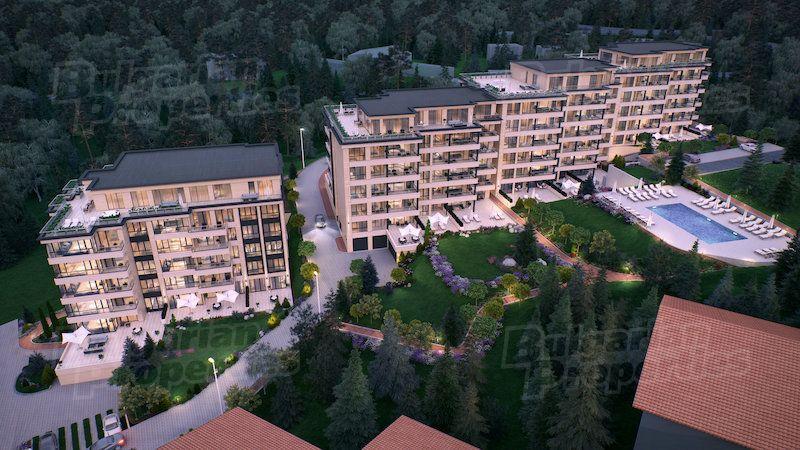 Апартаменты в Софии, Болгария, 137.48 м2 - фото 1