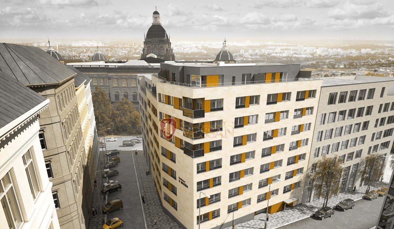 Апартаменты в Праге, Чехия, 55 м2 - фото 1